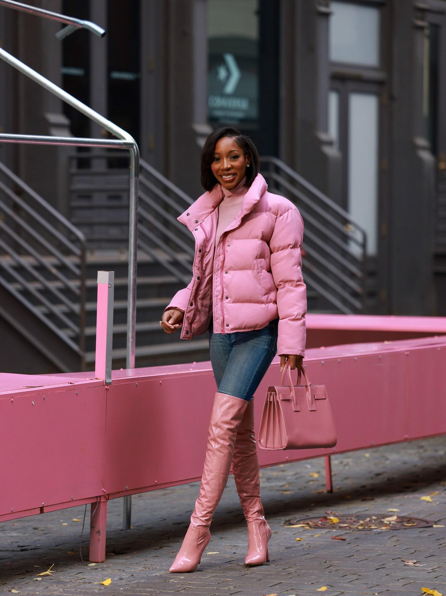 Pink Powerpuff